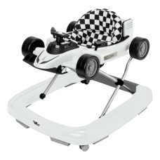 Tryco Loopstoel 2in1 F1 Racer Wit