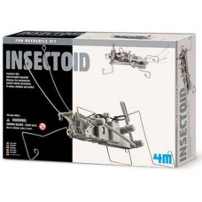 4M Kidz Lab Fun Mechanics kit Insectoid