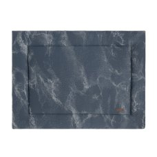 Baby's Only Boxkleed Marble granit/grijs (75x95)