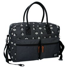 Disney Fashion Luiertas Mickey Mouse Better Care Donkergrijs