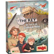 Haba spel The Key De roof in Cliffrock Villa