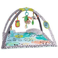 Infantino 4 in 1 Speelkleed Milestones en Memories