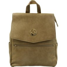 Isoki Hartley Backpack Latte