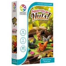 Smart Games Squirrels Go Nuts!