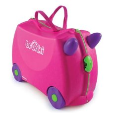 Trunki Kinderkoffer Roze