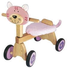 I'm Toy Loopfiets Poes Roze