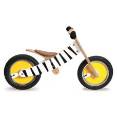 Scratch Loopfiets Balance Bike Zebra