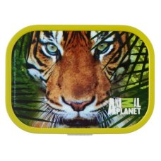 Mepal Lunchbox Campus Midi Animal Planet Tijger Groen