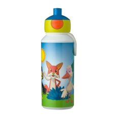 Mepal Drinkfles Campus Pop-Up 400 ml - Fabeltjeskrant