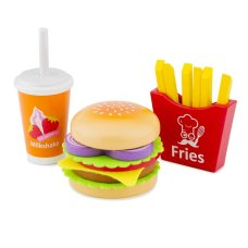 New Classic Toys Fastfood set