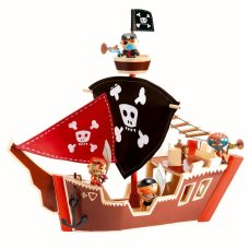 Djeco Piratenschip