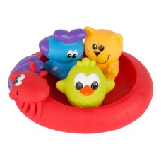 Playgro Splash and Float Friends