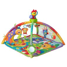 Playgro Woodlands Projector Gym