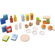 Haba Little Friends Poppenhuis Keuken