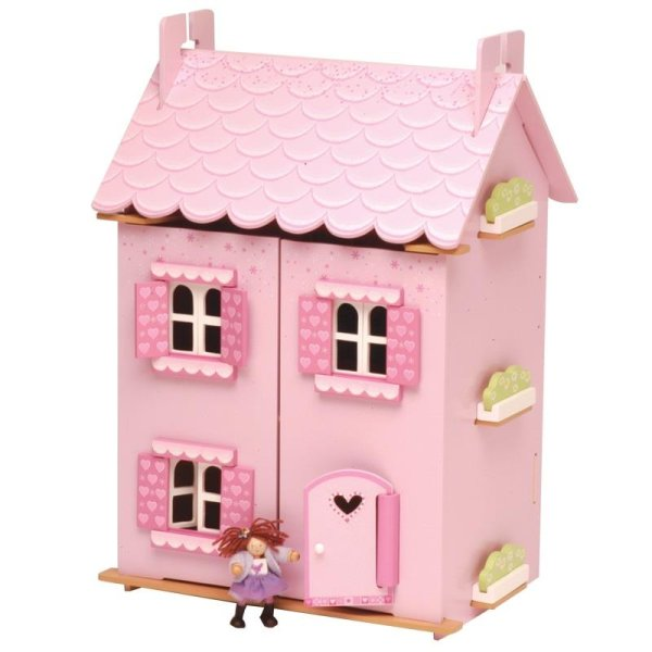 Le Toy Van Poppenhuis My First Dream House