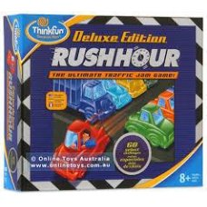 ThinkFun Spitsuur - Rushhour Deluxe
