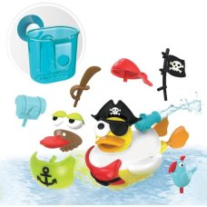 Yookidoo Jet Duck Create a Pirate