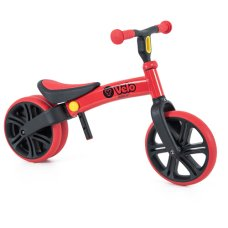 Yvolution loopfiets Yvelo Jr. rood