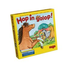 Haba spel hop in galop